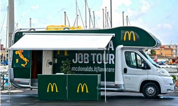 McDonald's Enna, 30 posti con il nuovo ristorante