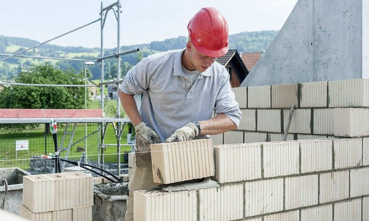 20 posti per muratori con stipendio base di 2500 euro in Danimarca