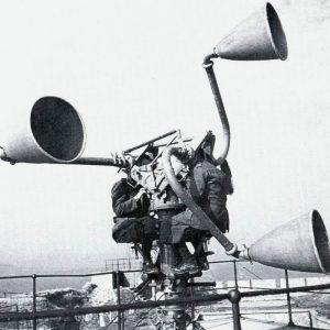 Aerofono identificatore di aerei