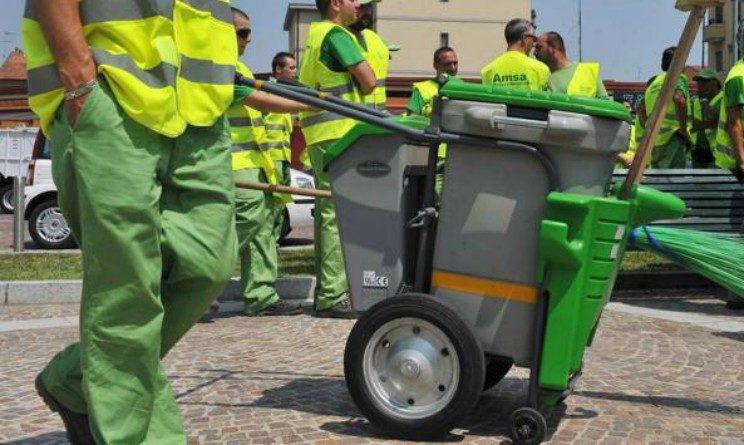 Manpower seleziona 57 operatori ecologici con licenza media