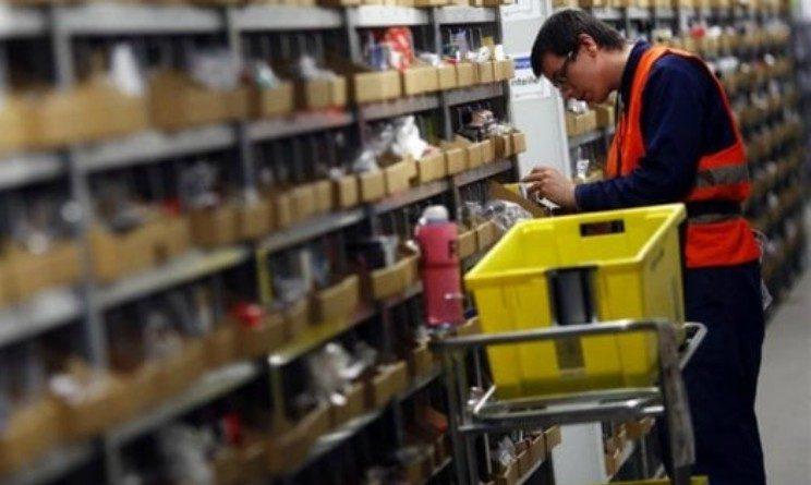 Synergie seleziona 20 magazzinieri addetti imballaggio