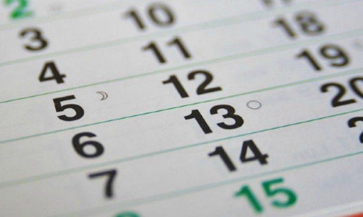 Calendario pensioni 2019 quando verranno erogati gli assegni