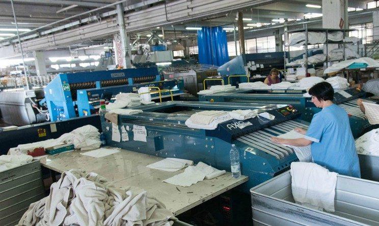 Etjca seleziona addetti alla lavanderia industriale con licenza media