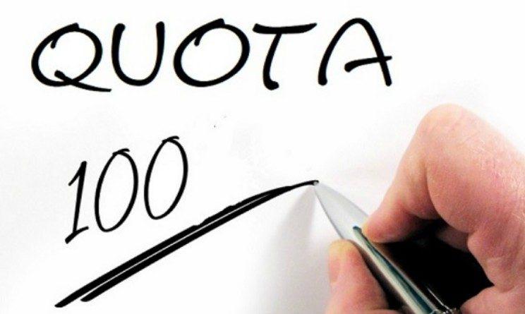 Pensioni, con Quota 100 liquidazione dopo tre anni per alcune categorie