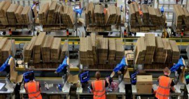 Amazon lavora con noi, posizioni aperte per magazzinieri