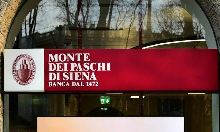 Monte dei Paschi di Siena, 50 posizioni aperte