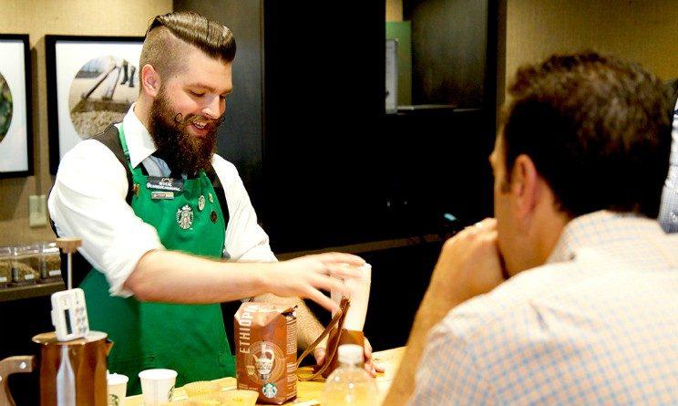 Starbucks lavora con noi, assunzioni e nuove aperture