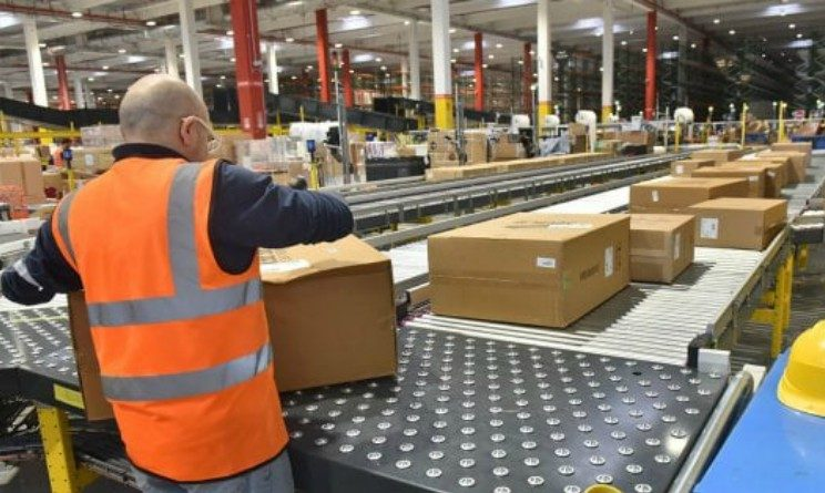 Amazon Santarcangelo Romagna, 50 assunzioni con nuovo polo logistico