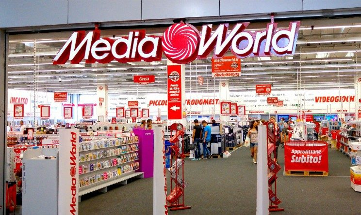 Mediaworld lavora con noi, 25 posizioni aperte per impiegati