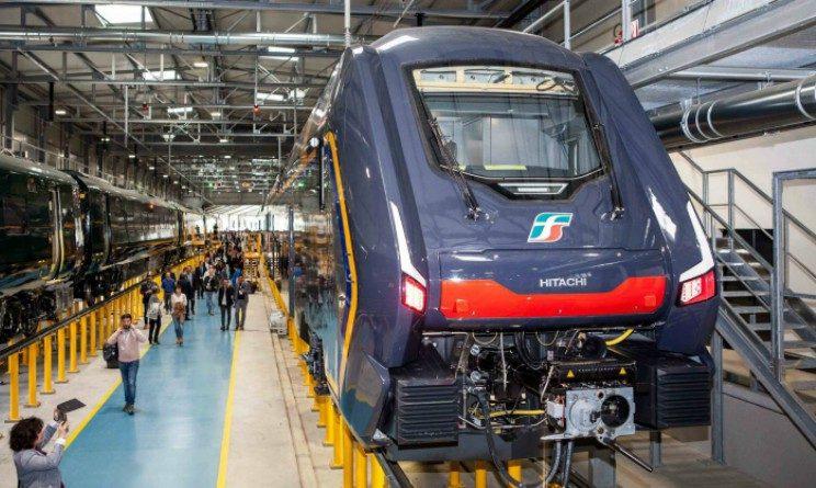 Hitachi Rail lavora con noi, 409 posti di lavoro