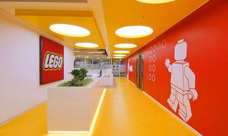 Lego lavora con noi, 200 posizioni aperte