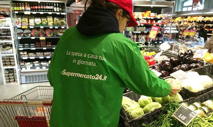 Supermercato24 lavora con noi, selezioni in corso per fattorini