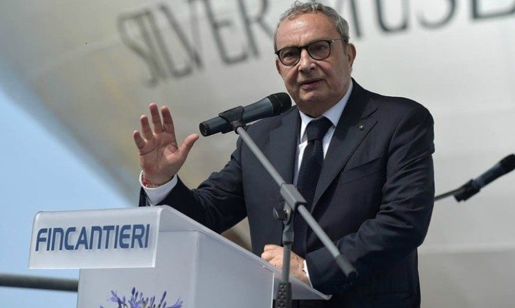 Fincantieri, AD Giuseppe Bono, servono 5mila lavoratori, ma non so dove trovarli