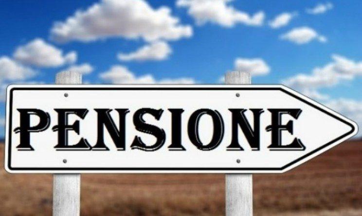 Pensione anticipata, nota INPS, recupero contributi con Quota 100