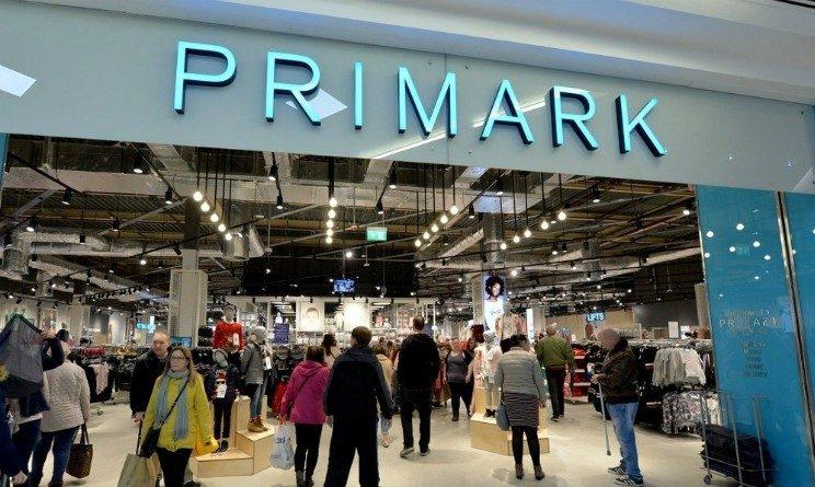 Primark, nuova apertua, 240 assunzioni in programma