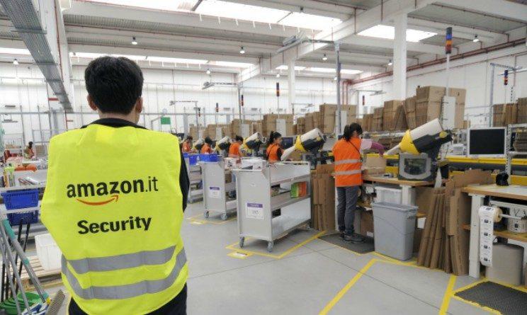Amazon Fiume, 100 assunzioni per magazzinieri nel nuovo deposito