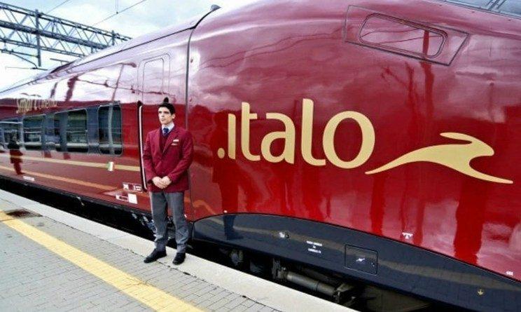 Italo Treno assume 500 operatori, macchinisti steward e staff entro il 2021