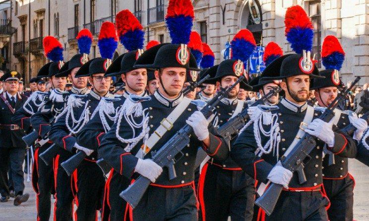 Concorso carabinieri, 626 posti per allievi marescialli