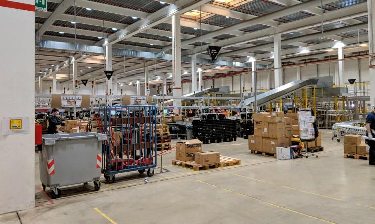 Amazon Chieti, 100 assunzioni nel nuovo polo logistico