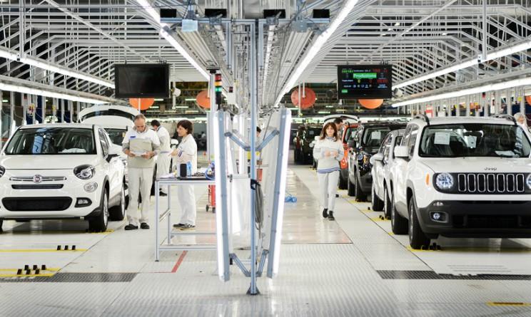 Fiat Melfi, 100 assunzioni con nuovo contratto di sviluppo