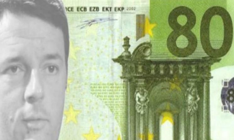 Bonus Renzi, aumento da 80 a 100 euro, a chi e rivolto