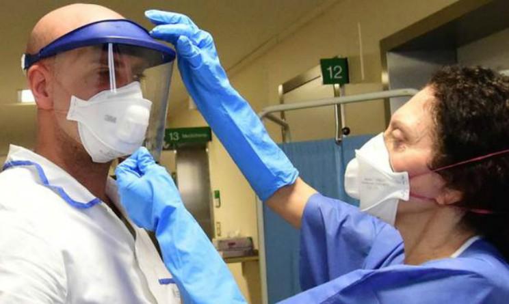 Bando Protezione Civile, 500 assunzioni per infermieri