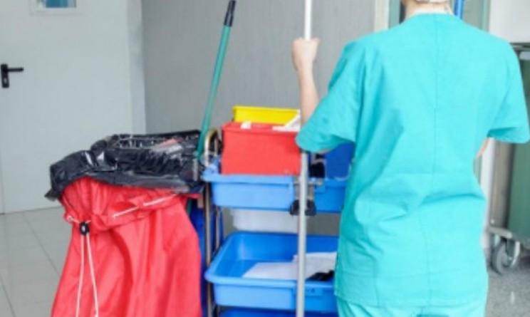 Etjca assume 10 addetti alle pulizie per i reparti ospedalieri a Napoli