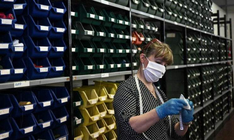 Coronavirus e lavoro, dove si rischia di piu, i tre livelli di pericolo