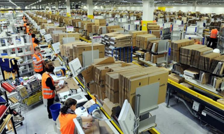 Amazon Catania, 100 assunzioni nel nuovo magazzino