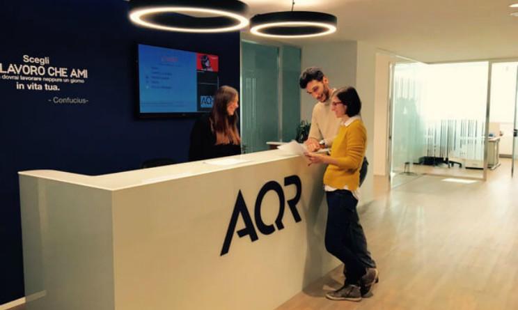 Gruppo AQR lavora con noi, posizioni aperte e come candidarsi