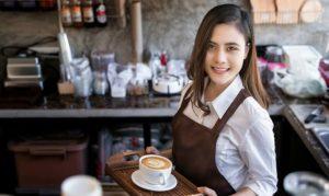 Lavorare come barista in italia, stipendio
