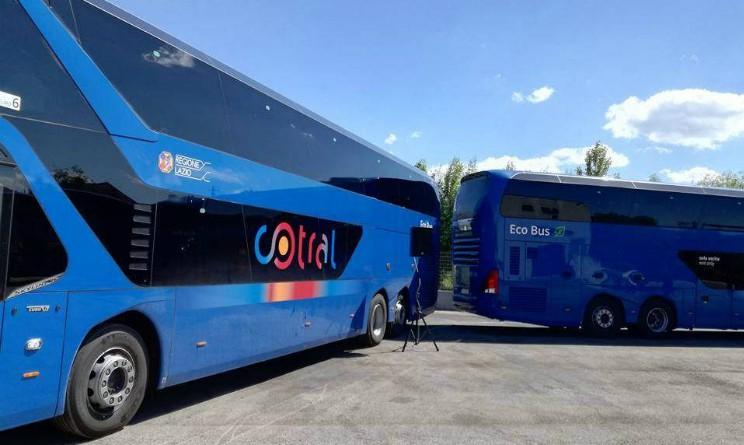 Cotral lavora con noi, 100 posti per autisti di linea
