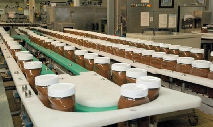 Ferrero assumera operai di produzione per i Nutella Biscuits a Balvano