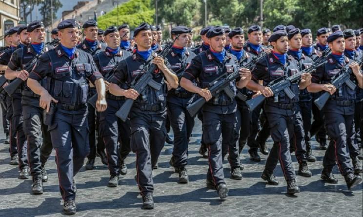 Nuovo DPCM, 3400 posti nella polizia, carabinieri, finanza e vigili del fuoco