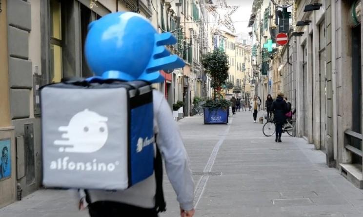 Alfonsino, 3mila posti di lavoro per rider entro il 2022
