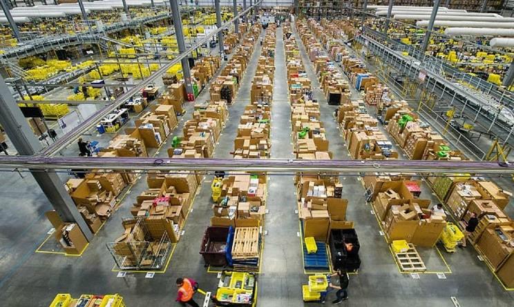 Amazon Camerano, 120 posti di lavoro, nuovo polo logistico
