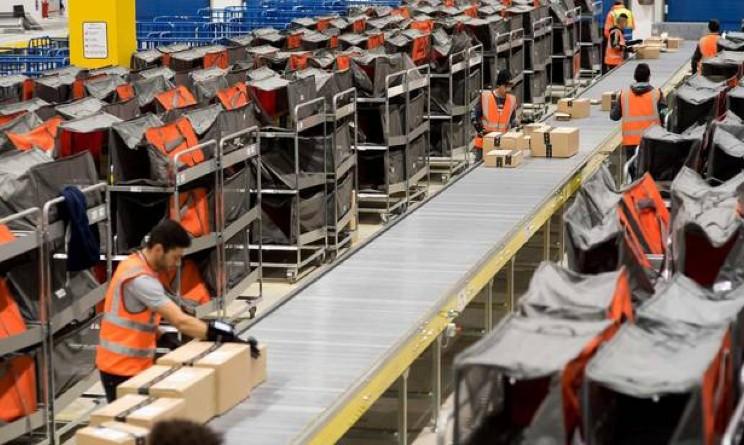 Amazon San Salvo, 3000 posti di lavoro nel nuovo polo logistico