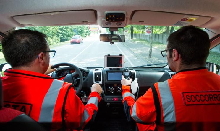 Bando AUSL Modena per autisti di ambulanza a tempo indeterminato