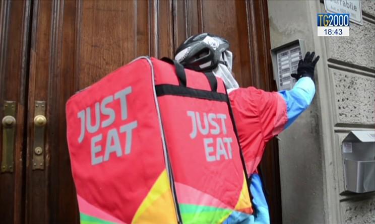 Just Eat Monza, 40 posti di lavoro per rider