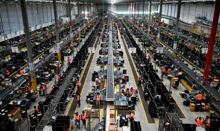 Amazon Pioltello, 120 posti di lavoro nel nuovo polo logistico