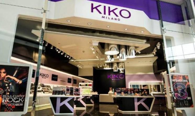 Kiko, 1000 posti di lavoro con 300 aperture