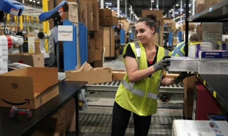 Amazon San Salvo, 1000 posti di lavoro nel nuovo deposito